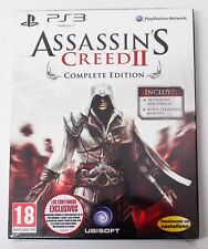 ASSASSIN'S CREED 2 COMPLETE EDITION - PLAYSTATION 3 PS3 - PAL ESPAÑA - NUEVO II