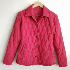JACK MURPHY LADIES PINK PADDED / QUILTED JACKET COAT SIZE 8