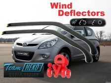 HYUNDAI I20  2009 - 2015   3.doors  Wind deflectors 2 pc set  HEKO  17260