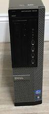Fast Dell OptiPlex 7010 Intel Core i5 Quad 8GB DVDRW WiFi Win 10 Pro PC Computer