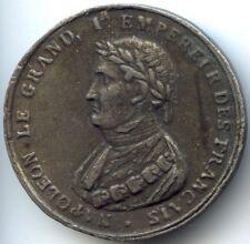 Empire Napoleon Ier Médaille Paix de Tilsit Empereur de Russie 7 Juillet 1807