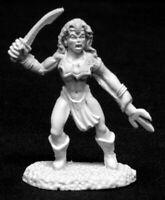 1 x VENOM VAMPIRE  - DARK HEAVEN LEGENDS REAPER miniature rpg female undead 2054