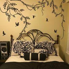 Tree Branch Bird Wall Decal Nursery Girl Kid Room Removable Vinyl Art Home Decor