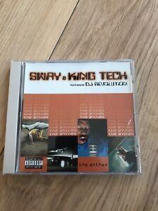 Sway & King Tech Feat Dj Revolution The Anthem Rza Krs Chino XL Eminem