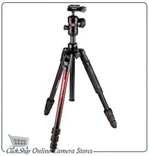 Manfrotto (Red) Befree Advanced Travel Tripod w/ Ball Head Mfr # MKBFRTA4RD-BH