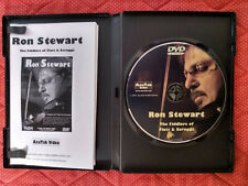 The Fiddlers of Flatt and Scruggs-Ron Stewart Fiddle Instruction Dvd w. booklet