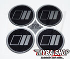 Silicone Sticker ∅= 59mm for Hub Caps Emblems Sticker Lines NEW x 4