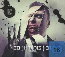 Gothminister - Utopia (Ltd.Edition) - CD NEU