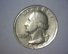 """1970 D WASHINGTON QUARTER,  STRUCK ON A """"DIME STOCK""""  >4.1 GRAMS< US ERROR COIN"""