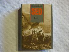 Buch Geschichte der SED- Band 1-1988 Sozialistische Einheitspartei Deutschlands