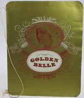 Vintage The Golden Belle Billings MT Mont Hotel Dinner Restaurant Menu