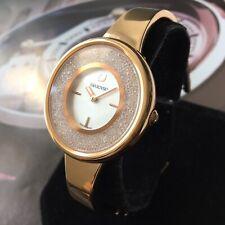 Ladies Swarovski Watch CRYSTALLINE 5269250 Rose Gold Steel Swiss Quartz Genuine