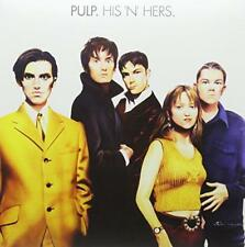 "Pulp - His `N' Hers (NEW 12"" VINYL LP)"
