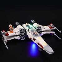 LED LIGHTING Kit for Lego Star Wars X-wing Starfighter 75218 BRIKSMAX