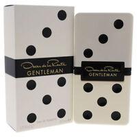 Oscar De La Renta Gentleman  50ml 1.7oz Edt Spray for Men, Sealed