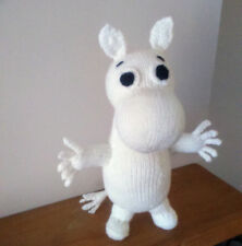 Moomin Troll KNITTING PATTERN for a soft toy