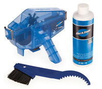 Park Tool CG-2.4 Chain Gang Bike Cleaning System CM-5.3 + CB-4 Bio + GSC-1 Brush