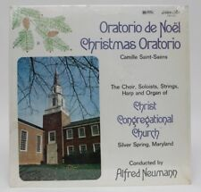 ORATORIO DE NOEL Christmas CHRIST CONGRESSIONAL CHURCH LP Silver Spring, MD NEW