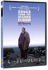 Songs From The Second Floor (2000) - Roy Andersson DVD *NEW