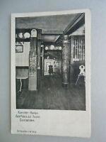 Ansichtskarte Daxlanden 1910 Künstler-Kneippe Gasthaus zur Krone Karlsruhe