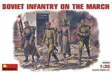 Miniart 35002 1/35 Soviet Infantry on the March