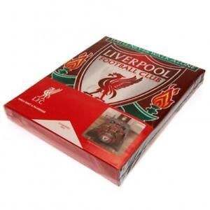 Liverpool FC SINGLE Reversible Duvet Set Players Official Merchandise NEW UK