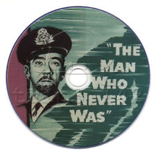 The Man Who Never Was (1956) Clifton Webb, Gloria Graham War Movie on DVD