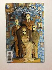 Batman And Robin 23.1 Court Of Owls 1 3D Cover DC Comics