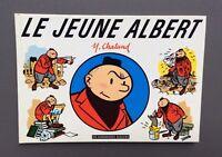 Le jeune Albert. Les humanoïdes associés. EO 1985 TBE