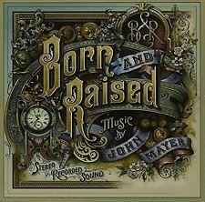 John Mayer - Born and Raised [New CD]