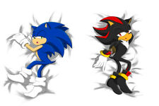 Sonic the Hedgehog body Pillowcase Super Sonic pillow cover Dakimakura