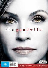 The Good Wife - COMPLETE SERIES : Season 1 2 3 4 5 6 7 (DVD, 42-Disc Set) NEW