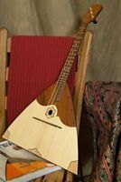 Roosebeck BLLPDR Balalaika Prima Deluxe Rosewood Mid East FREE 2DAY