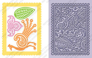 Cuttlebug A2 embossing combo - Persia 37-1919