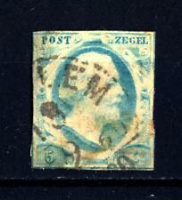 NETHERLANDS - OLANDA - 1852 - Re Guglielmo III