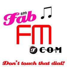 FabFM.com Fab FM! 5 Letter Catchy Brandable Music Radio Station Domain Name