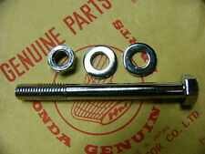 Honda CB 750 Four  K0 K1 K2  K6 Anbauteile Gabelbrücke oben Bolt set, top bridge
