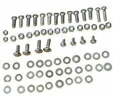 1955 1956 Chevy New Front  Bumper /& Brackets Bolt Mounting Set Chevrolets Car