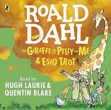 The Giraffe and the Pelly and Me & Esio Trot by Roald Dahl (CD-Audio, 2016)