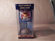 "Angry Birds ""Star Wars Wacky Wobbler Luke X-Wing Bird Bobble-Head"";NIB/Free Ship"