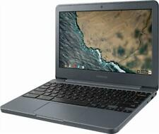 Samsung 11.6 HD Chromebook Intel Quad-Core Laptop 16GB SSD 4GB RAM Webcam BT