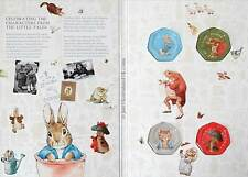 Official 2017 The Beatrix Potter 50p Coin Collector Album - Royal Mint