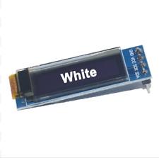 """GOTEK OLED module 0.91"""" WHITE 128X32 OLED Amiga LCD DISPLAY MODULE"""