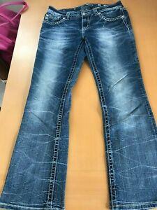 Super tolle Jeans von Miss Me (USA), Größe 31