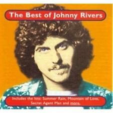 JOHNNY RIVERS THE BEST OF CD NEW