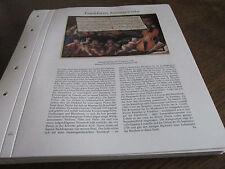 Frankfurt Archiv 8 Kunstgewerbe 5019 Stammbuchblatt mit Notensatz
