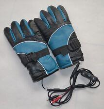 Warm Heated Heat Inner Motorcycle Motorbike Outdoor Gloves 12V