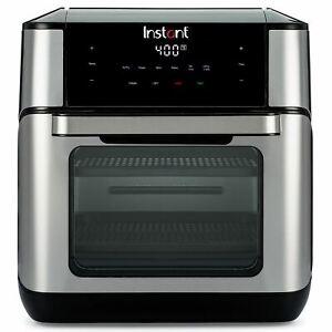 Instant Vortex Plus 10QT 7-in-1 Digital Air Fryer Oven, with Rotisserie Spit, Dr