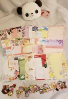 Kawaii MIXED LOT 41pcs set San-X Sentimental Circus Chocopa Hello Kitty