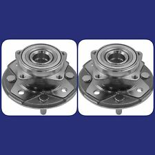 2 FRONT WHEEL HUB BEARING ASSEMBLY FOR HONDA ACCORD V6 ONLY(1995-1997) NEW